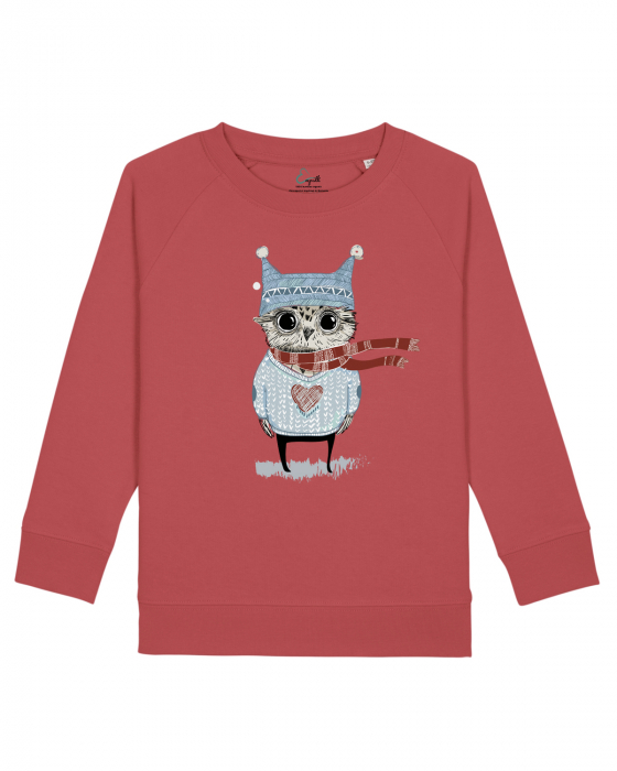 Bluza copii Bufnita 1