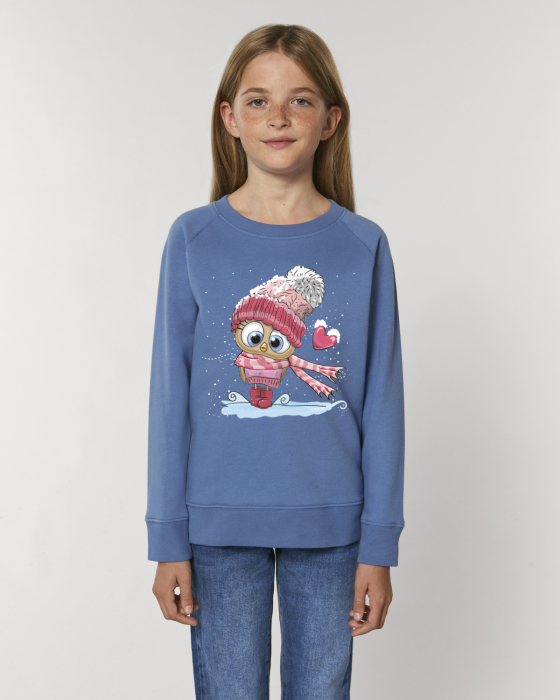 Bluza copii Bufnita cu inimioara 1