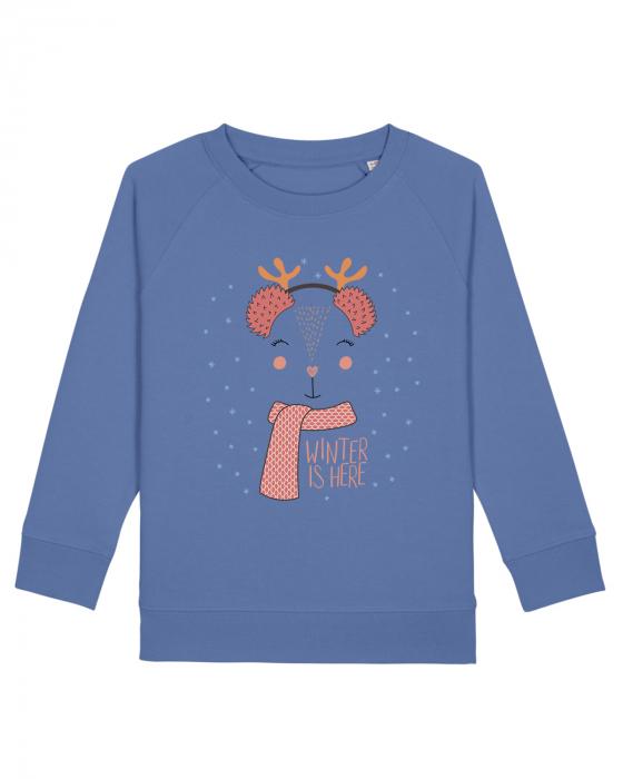 Bluza copii Caprioara imbujorata 2