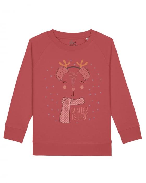 Bluza copii Caprioara imbujorata 1
