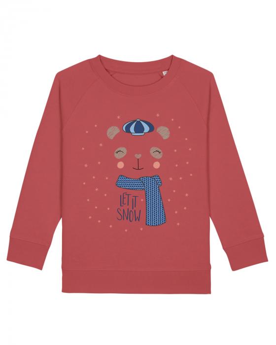 Bluza copii Ursuletul imbujorat 3