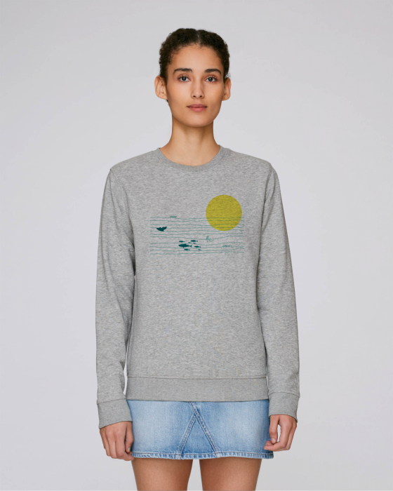 Bluza unisex Save the ocean [2]