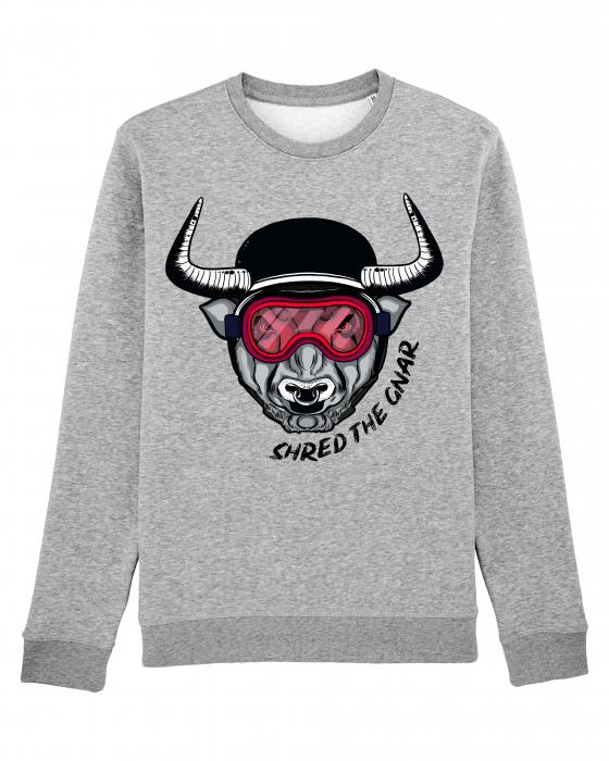 Bluza unisex - Bull 1