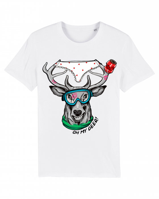 Tricou unisex - Deer 3