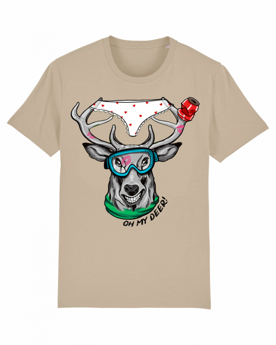 Tricou unisex - Deer 0
