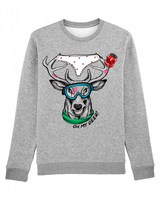 Bluza unisex - Deer 1