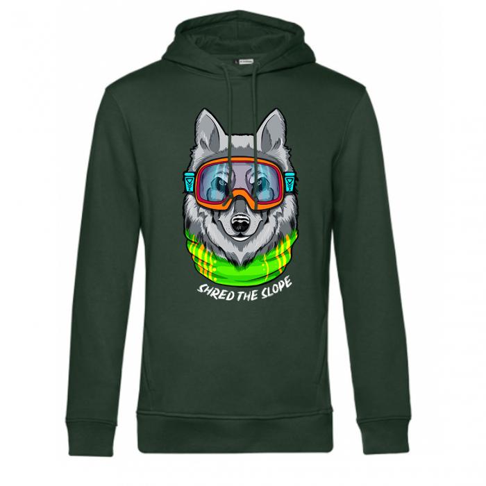 Hanorac unisex Wolf 0