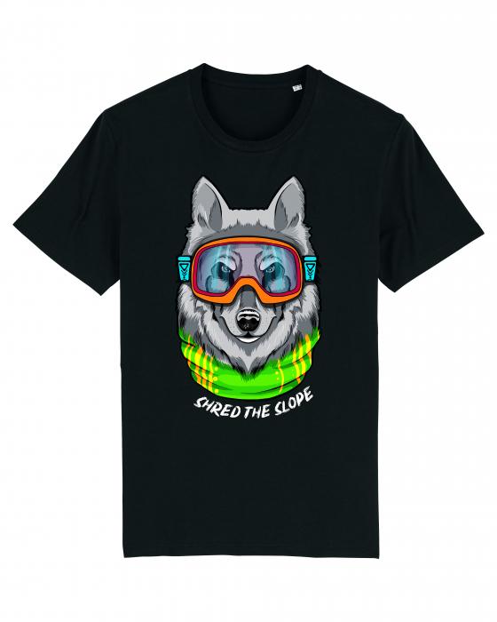 Tricou unisex - Wolf 1
