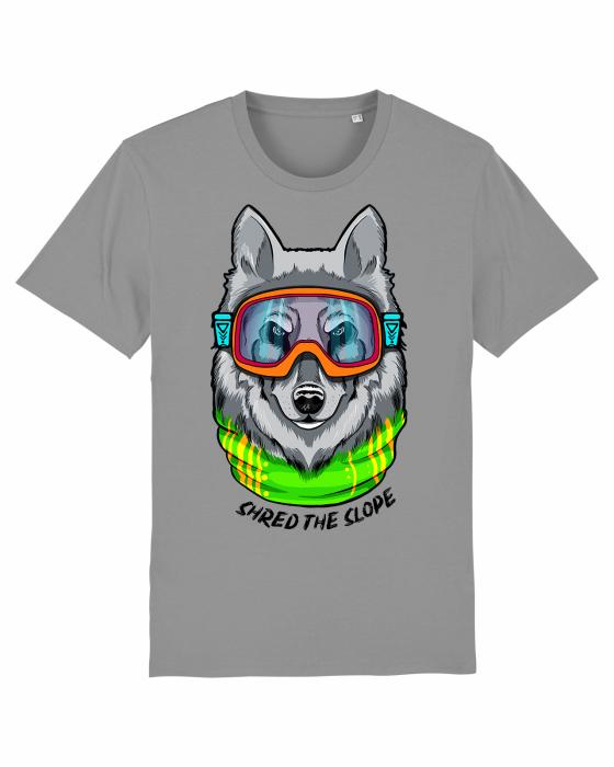 Tricou unisex - Wolf 0