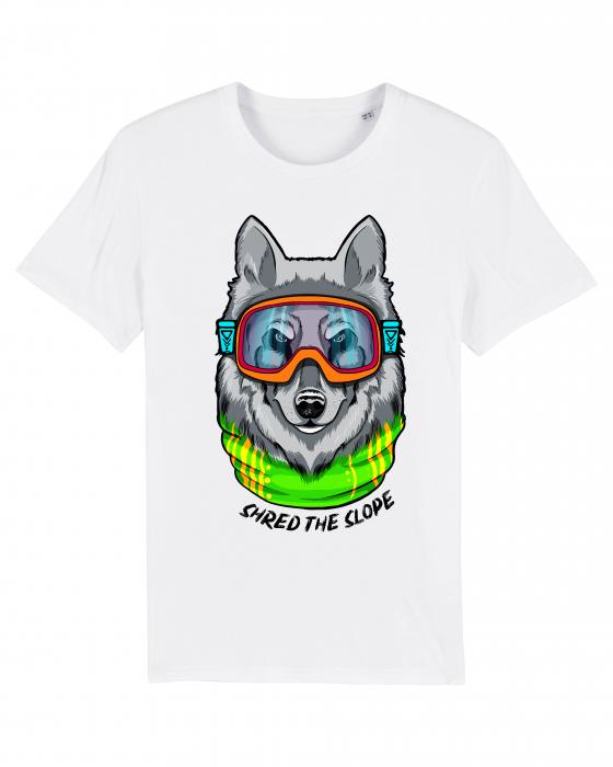 Tricou unisex - Wolf 3
