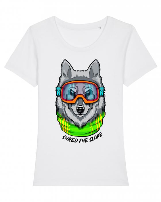 Tricou dama - Wolf 0