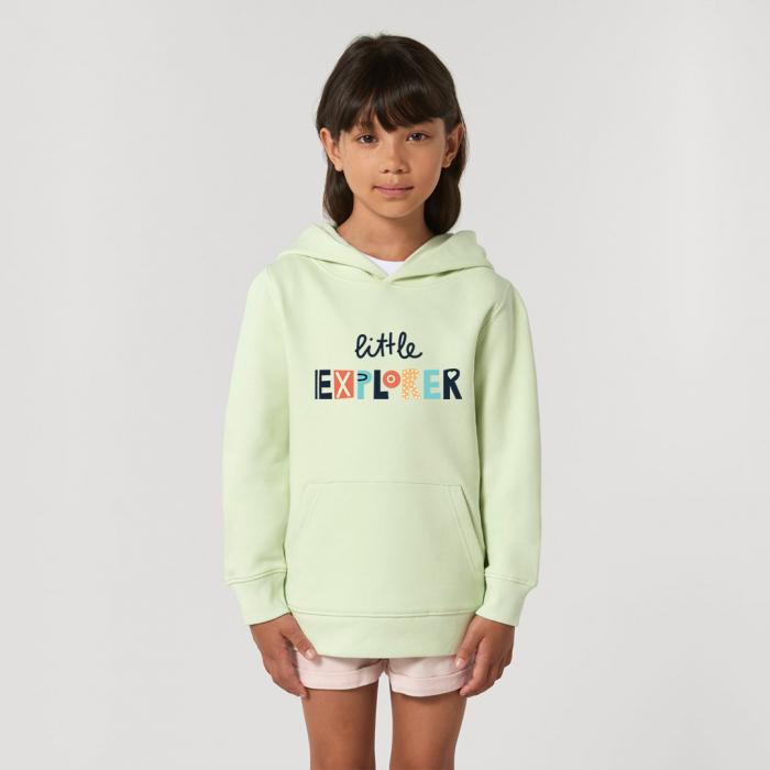 Hanorac copii Little explorer [0]