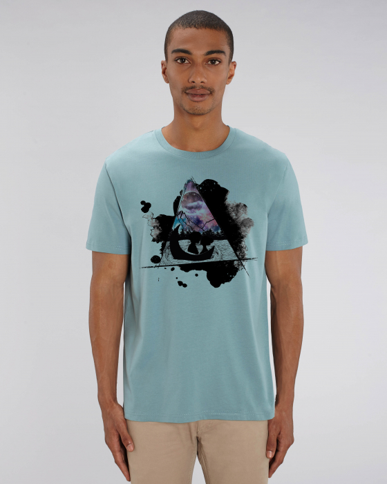 Tricou Unisex - I see the stars into your eyes 4