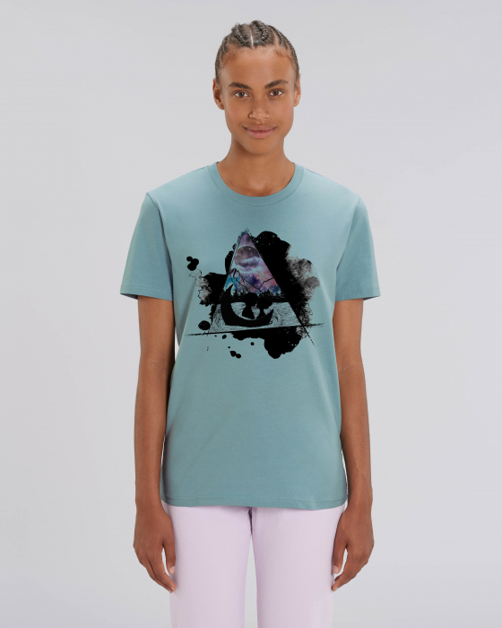 Tricou Unisex - I see the stars into your eyes 5