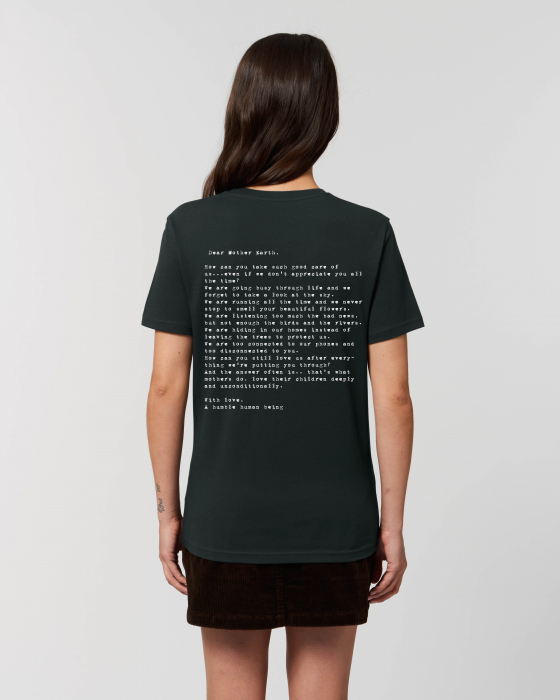 Tricou Unisex - Letter to Mother Earth 2