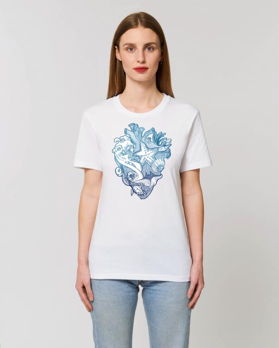 Tricou Unisex - Love blue oceans 2