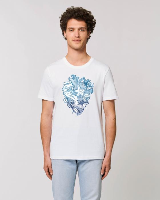 Tricou Unisex - Love blue oceans 1