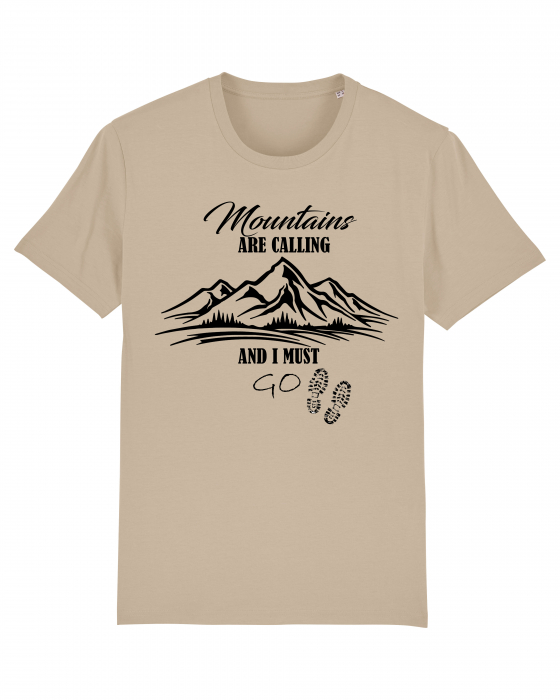Tricou Unisex - Mountains are calling 1 4