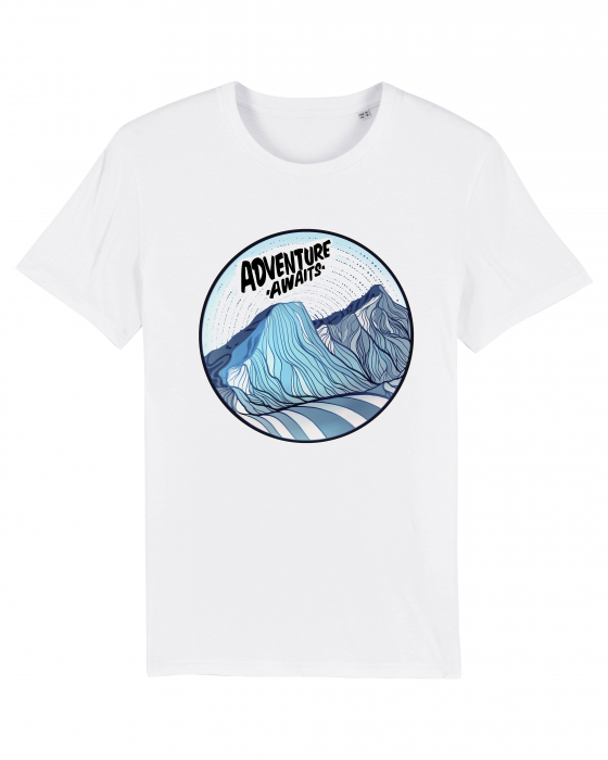 Tricou Unisex - Mountains4 0