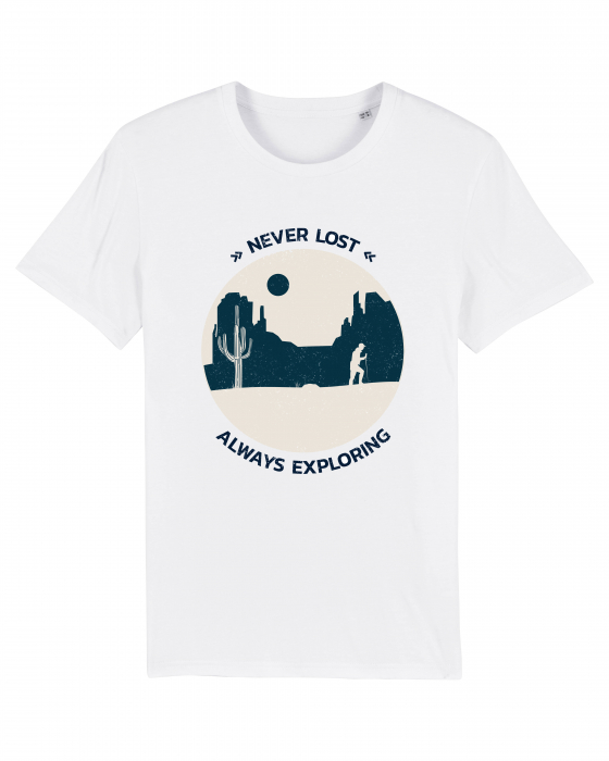 Tricou Unisex - Never lost 0
