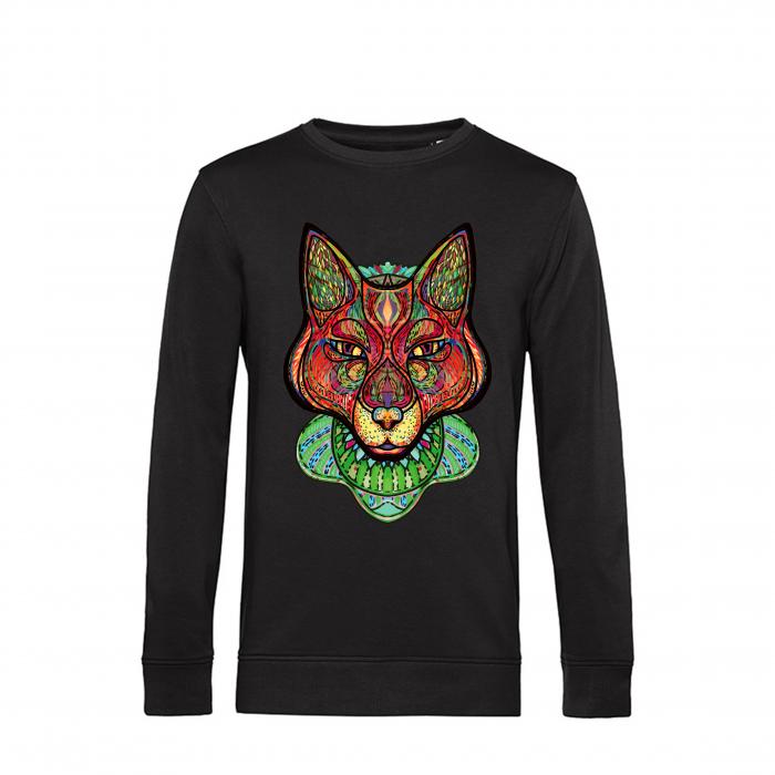 Psychedelic Fox- bluza unisex [0]