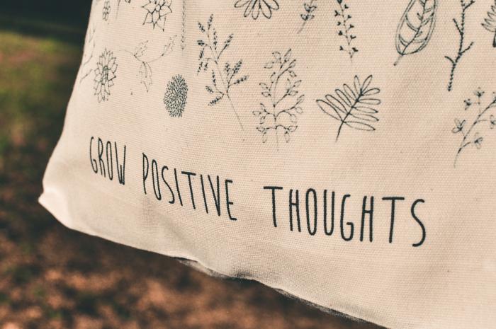 Sacosa Grow Positive Thoughts 2