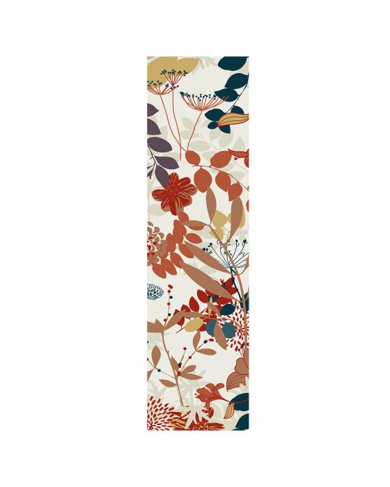 Semn de carte: Frunze de toamna 0