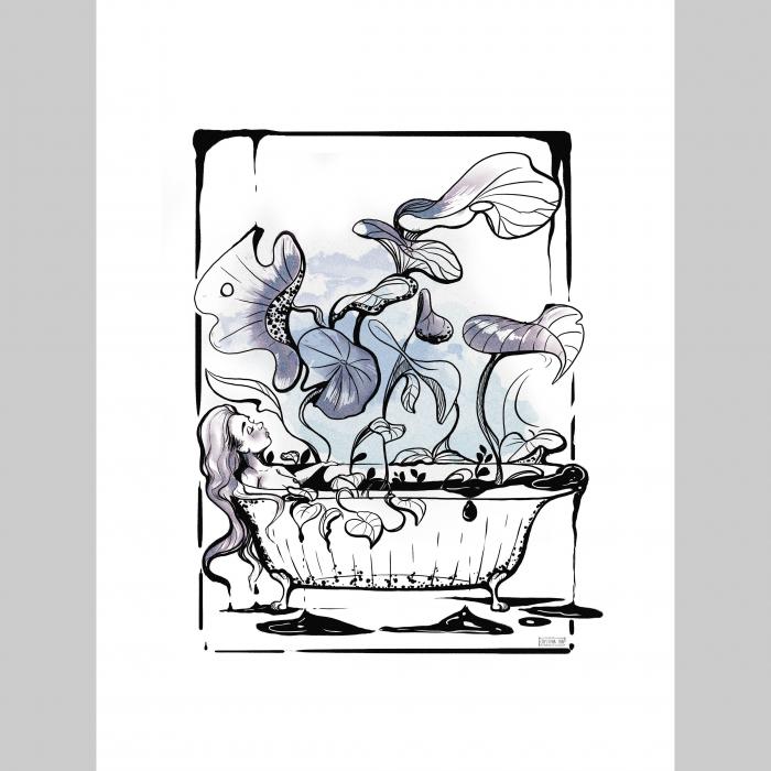 Symbiosis - print de arta 0