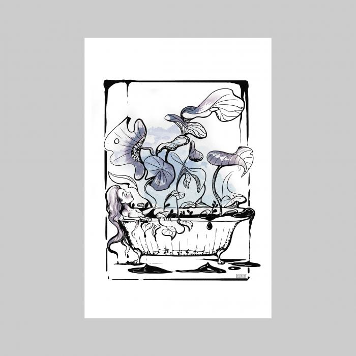 Symbiosis - print de arta 1