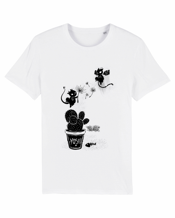 Tricou unisex Cats from Hell - 2 1