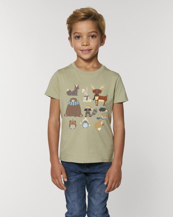 Tricou copii Animalute 1