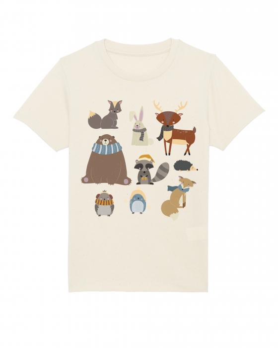 Tricou copii Animalute 2