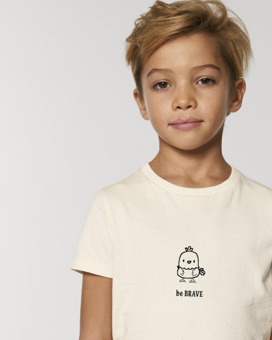 Tricou copii Be brave 0