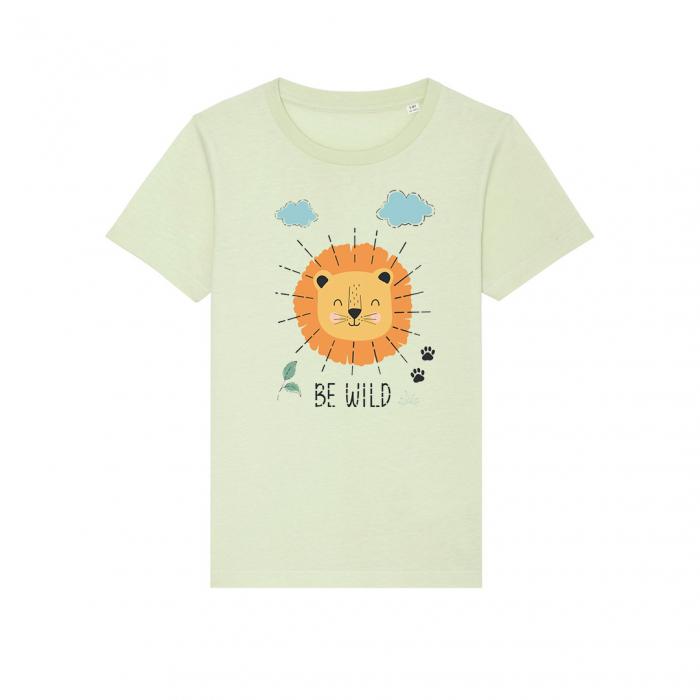 Tricou copii Be Wild [6]
