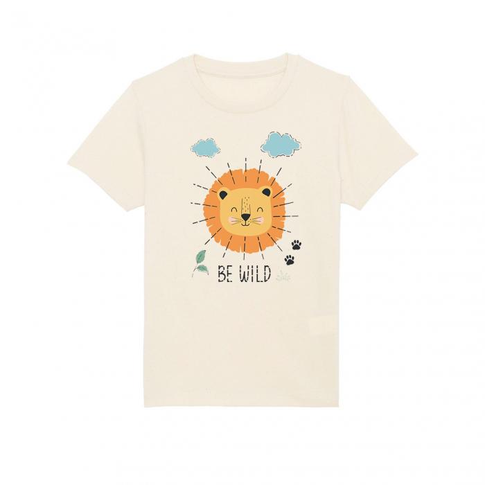 Tricou copii Be Wild [3]