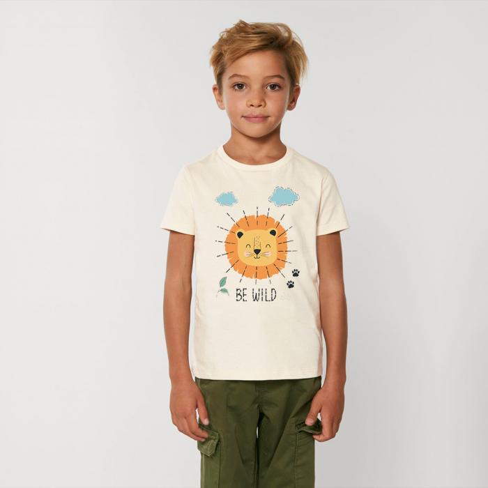 Tricou copii Be Wild [2]