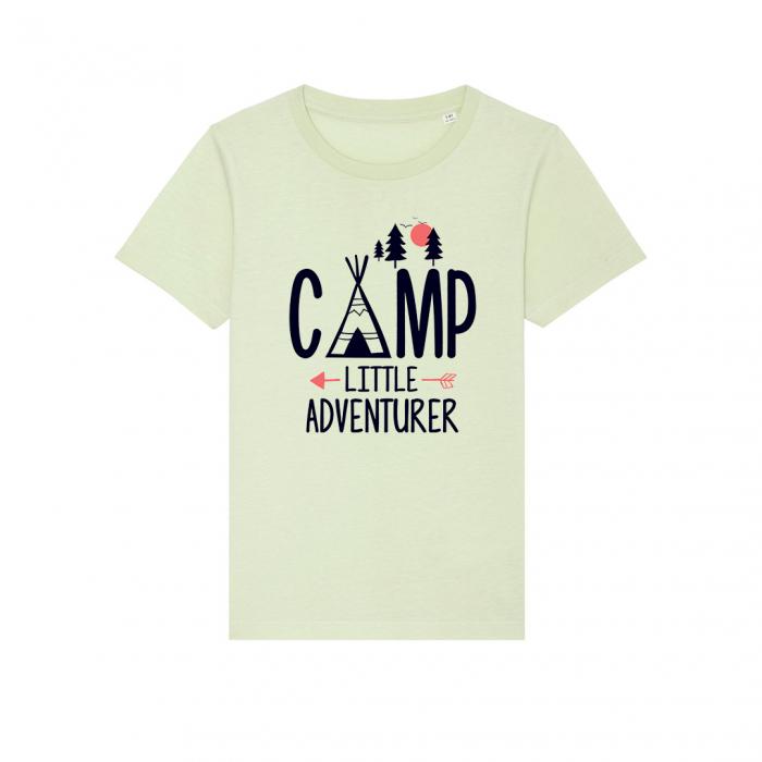 Tricou copii Camp [4]
