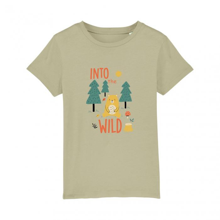 Tricou copii Into the Wild [6]