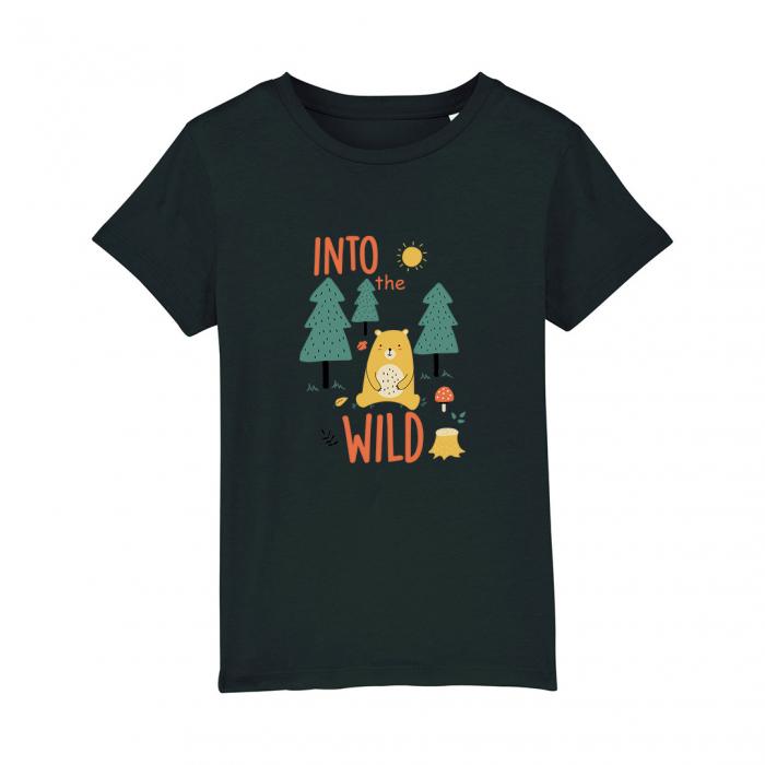 Tricou copii Into the Wild [4]