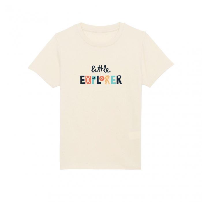 Tricou copii Little Explorer [1]