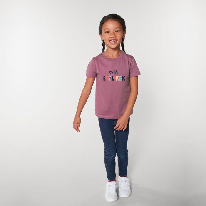 Tricou copii Little Explorer [4]