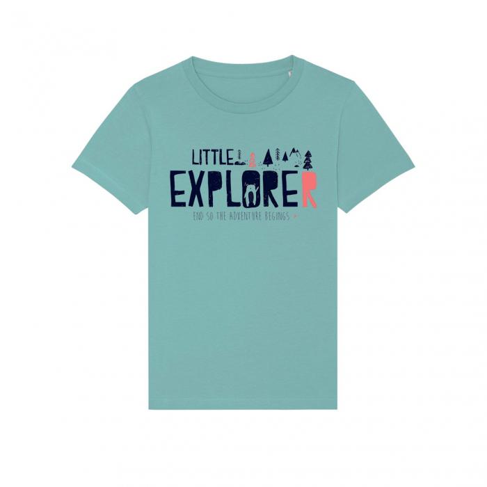 Tricou copii Little Explorer [5]