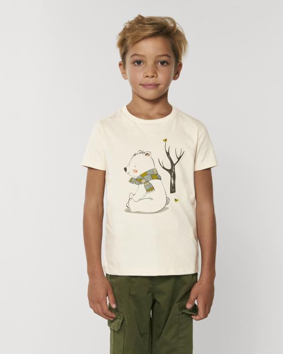 Tricou copii Ursuletul dolofan 1