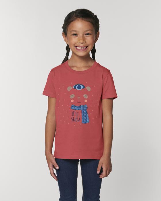 Tricou copii Ursuletul imbujorat 2