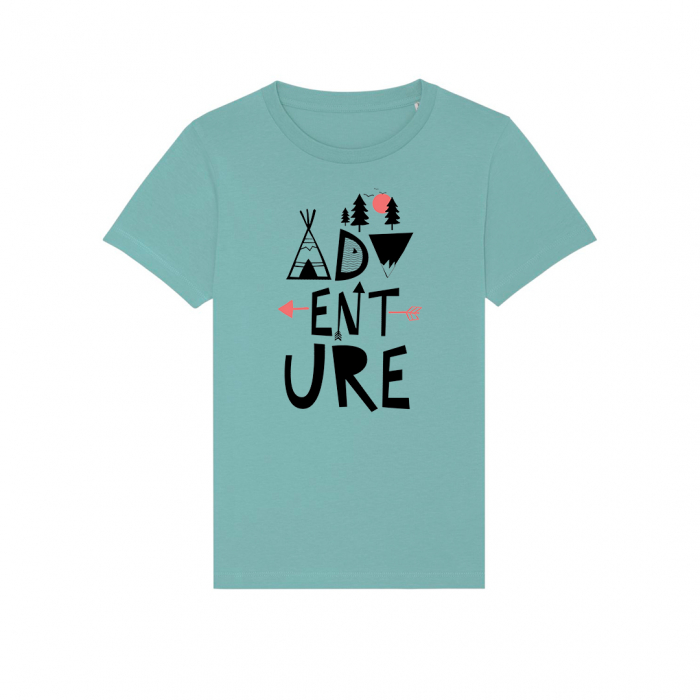 Tricou copii Adventure [7]