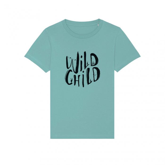 Tricou copii Wild Child [8]