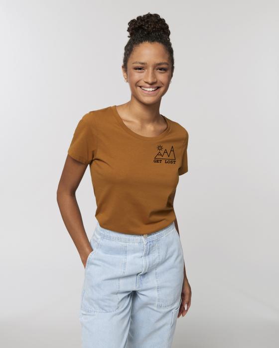 Tricou dama- Get lost 0