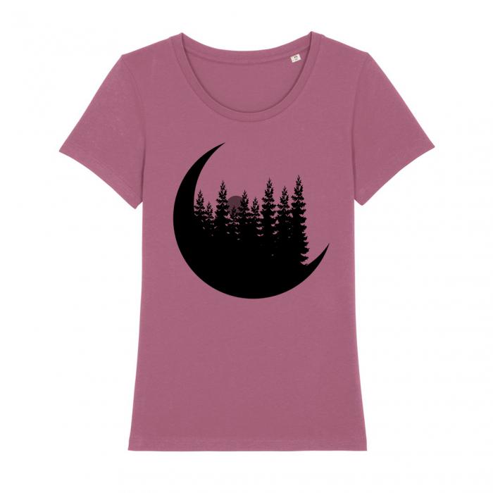 Tricou dama- Moon&Mountains [4]