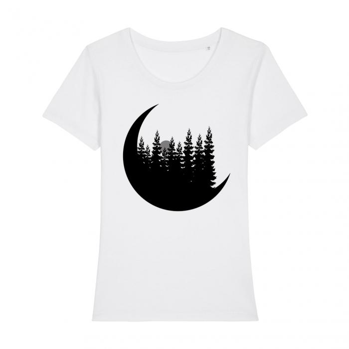 Tricou dama- Moon&Mountains [2]