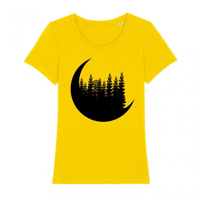 Tricou dama- Moon&Mountains [0]